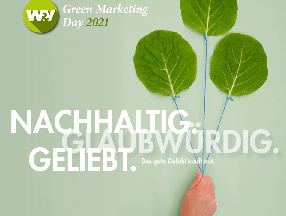 W&V Green Marketing Day 2021 – jetzt anmelden!